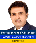 Honorable Pro Vice-Chancellor